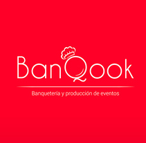 Banqook Banquetería. A Br, ing&Identit project by Miguel Cortez         - 06.02.2017