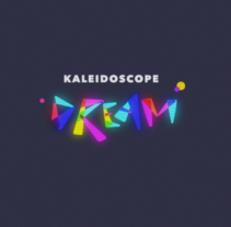 KALEIDOSCOPE DREAM. A Illustration, Animation, and Character animation project by Horacio Camacho - 09-05-2017