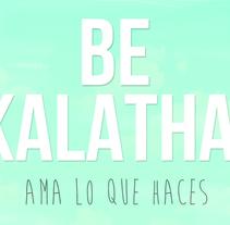 Kalathai - Escuela de Masaje Tailandés. A Design, Advertising, Br, ing, Identit, Creative Consulting, Events, Graphic Design, Web Design, Web Development, and Digital retouching project by Susana Rodríguez         - 09.05.2017
