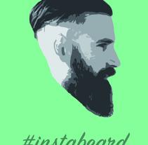 Instabeard. A Graphic Design project by Jose Manuel Gonzalo Lamelas - 10-05-2017