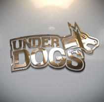Underdogs - Propuesta. A Design, Br, ing, Identit, and Graphic Design project by Zaida Escorcia - 12-05-2017