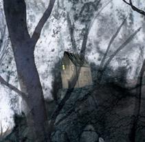 La casa de al lado. Un proyecto de Ilustración de Adolfo Serra - 12-05-2017