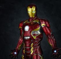 Iron Man Mark XLV. Un proyecto de Fotografía de David Fuentes - 13-05-2017