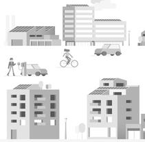 Holaluz. Ilustración corporativa. A Illustration project by Cristina Pérez         - 23.05.2017
