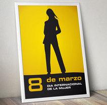 Premio Cartel Día de la Mujer 2004. A Graphic Design project by Sergio Gómez Bartual         - 24.05.2008