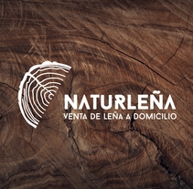 Naturleña. A Design, Br, ing, Identit, Graphic Design, and Naming project by Rocío Molina - 28-05-2017