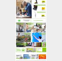 Proyecto: Día del Padre. A Web Development project by Emilio Jesús Pérez Pileta         - 29.05.2017
