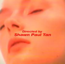 Title design for Apparition a film by Shaw Paul Tan for Nasty Magazine. Um projeto de Direção de arte e Tipografia de Esther Miquel         - 02.06.2017