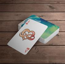 Baraja de cartas personalizada. Un proyecto de Ilustración, Diseño gráfico y Diseño de iconos de Javier  A.G. - 20-12-2016