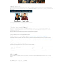 Raiola manda y no el panda. Um projeto de Web design de Jose Luis Torres Arevalo         - 10.06.2017
