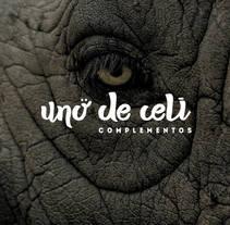 Punto y principio - Uno de celi. Un proyecto de Publicidad, Br, ing e Identidad, Artesanía y Diseño gráfico de Lo Kreo - Estudio Creativo         - 16.06.2017