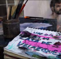 Un día en Casa de Velázquez. Um projeto de Cinema, Vídeo e TV de Verónica Pérez Granado - 18-06-2014