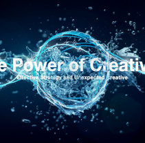 The power of Creation. A Motion Graphics, 3D, Art Direction, and Graphic Design project by Melo  - 19-06-2017