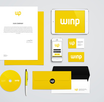 Identidad visual WINP. A Graphic Design project by Lisy Moreno         - 10.06.2017