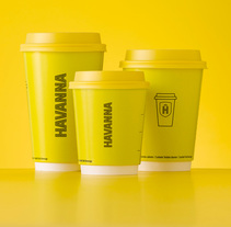 Havanna Take Away. A Design, and Packaging project by Diego Giaccone - 24-01-2018