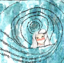 Mi Proyecto del curso: Introducción a la ilustración infantil- La historia Interminable. A Illustration project by elennamt         - 12.07.2017