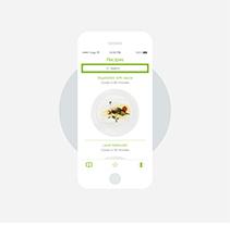DELICIOUS  | Interactive Design. A UI / UX&Interactive Design project by Arturo Rovira Roldan - 09-07-2017
