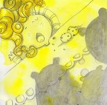 Mi Proyecto del curso: Introducción a la ilustración infantil. Un proyecto de Ilustración de montse.mazorriaga         - 17.07.2017