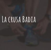 La Cursa Badía. A Web Design project by Leandro Muzzupappa         - 10.12.2016
