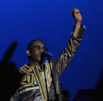 Youssou N'Dour en Etnosur 2017. A Photograph project by Darío Zárate         - 25.07.2017