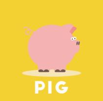 Pig. A Animation project by Alejandro Vergara Lope Hernandez         - 25.07.2017