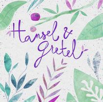 Hansel & Gretel. Un proyecto de Ilustración y Pintura de Luc Bueno Gléz - 09-08-2017