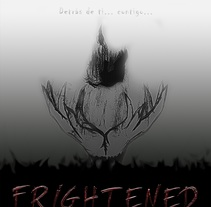 Frightened (2015, Cortometraje). A Film, Video, TV, and Film project by David Muñiz - 30-11-2015