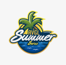 AVGL SUMMER SERIES. A Design, Illustration, Br, ing, Identit, and Graphic Design project by Anthony Salguero         - 19.07.2017