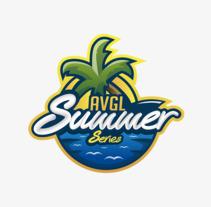 AVGL SUMMER SERIES. Un proyecto de Diseño, Ilustración, Br, ing e Identidad y Diseño gráfico de Anthony Salguero         - 19.07.2017