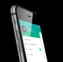 Cardionlive | UI design . A Interactive Design project by Jordi Niubó Lopez         - 10.08.2017