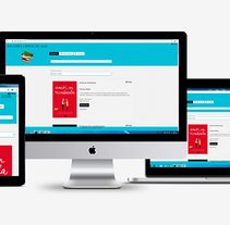 Diseño Web Responsive de una APP de Catálogo de Libros.. Um projeto de UI / UX, Web design e Desenvolvimento Web de Selena López Gómez         - 11.08.2017