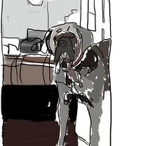 Storyboard. Um projeto de Ilustração de Patricia Fernández         - 24.01.2015