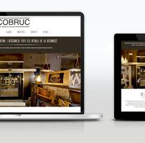 Decobruc - Tienda de Diseño Natural. A Web Development project by ElCorriol  - 01-05-2017