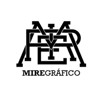 MIRE Gráfico - Proyecto final. A Art Direction, Br, ing, Identit, Graphic Design, T, pograph, and Lettering project by Miguel Recio Alfonso         - 01.09.2017