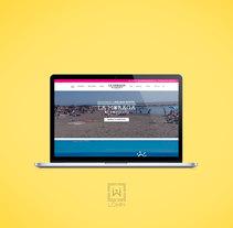 La Moraga de Poniente. Un proyecto de Diseño Web de Natalia Martín - 05-09-2017