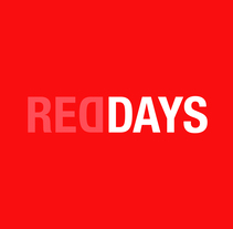 Red Days. A Design, Advertising, Art Direction, Br, ing, Identit, Graphic Design, Marketing, Web Design&Infographics project by Pati Sánchez         - 19.09.2017