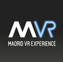 Marca Gráfica para evento en Madrid de Realidad Virtual. A Design, and Graphic Design project by José Cañadilla         - 12.09.2017
