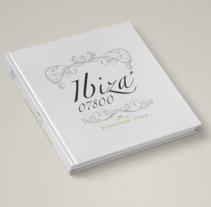 DISEÑO DE IMAGEN DE IBIZA 07800. Um projeto de Design, Direção de arte e Retoque digital de Eduardo Viveros Carrasco         - 27.09.2017
