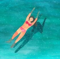 Ilustraciones revista Todo Tarifa. A Illustration project by María León         - 20.05.2017