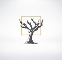 AMURA | D.O.Ca. Rioja · Marca + Etiqueta + Gráfica. Un proyecto de Dirección de arte, Br, ing e Identidad, Diseño gráfico y Packaging de Fran  Sánchez - 30-09-2017