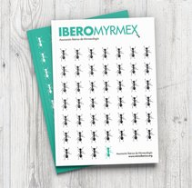 Iberomyrmex. A Editorial Design, and Graphic Design project by Natalia Arnedo         - 15.11.2016