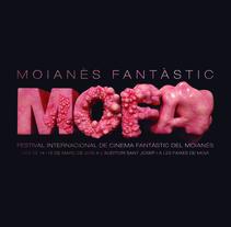 MOFA FESTIVAL DE CINEMA FANTÁSTIC DEL MOIANÈS / TRAILER OFICIAL / FICCIÓ. Un proyecto de Publicidad, Cine, vídeo, televisión, Post-producción, Cine y Producción de Albert San         - 10.07.2015