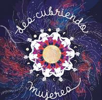 Afiche para muestra de danza aérea. A Graphic Design, and Vector illustration project by Lucia Molaro  - 15-10-2017