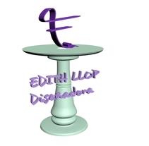 Logotipo en 3D. Um projeto de Design, 3D, Br e ing e Identidade de Edith Llop Roselló         - 20.04.2017