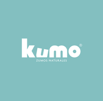 Kumo - Zumo de frutas naturales - Identidad. A Br, ing, Identit, Graphic Design, and Vector illustration project by Pistacho Studio  - 18-10-2017
