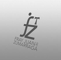 Propuesta renovación logotipo Instituto Fray Juan de Zumarraga. A Art Direction, Br, ing, Identit, and Graphic Design project by Susana Martin Somoza         - 19.10.2017