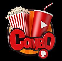 Logo de COMBO. Un proyecto de 3D de Daniel Mendoza         - 20.10.2017