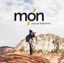 Branding: món. A Design, Br, ing, Identit, and Graphic Design project by Anna Escofet         - 21.10.2017