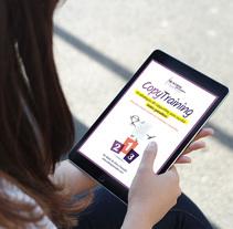 """Ebook CopyTraining """"10 estrategias de copywriting para escribir textos ganadores"""" (algunas páginas). Un proyecto de Br, ing e Identidad, Cop y writing de Elena Peinador - 21-10-2017"""