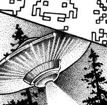 La visita.. Um projeto de Ilustração de Esteve Gil H.         - 15.09.2017